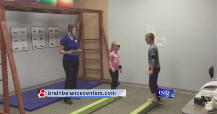 Brain Balance Center in Indianapolis Featured on WISH-TV Channel 8