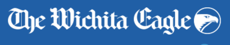 Image result for wichita eagle logo